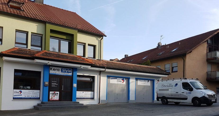 Malerfirma Steidle Maler Würzburg
